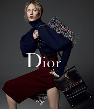 Dior 2016秋冬成衣系列广告大片