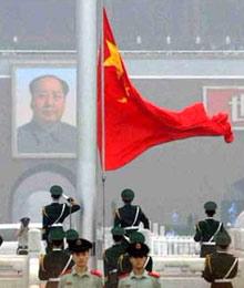 温家宝谈中国崛起