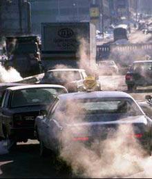 机动车排放列污染之首