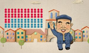 中国梦起航之富民:民强让我们幸福
