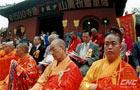 释永信??把佛教界的心声带到两会上