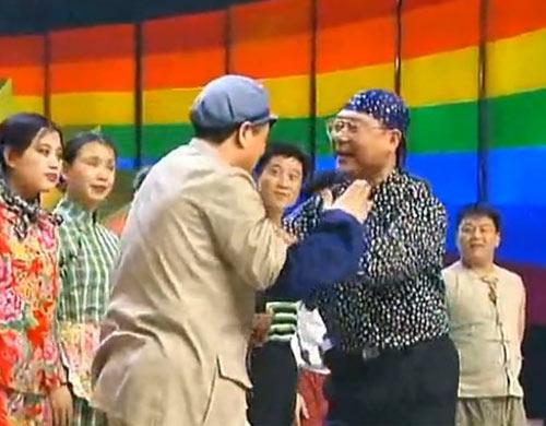 《红高粱模特队》赵本山