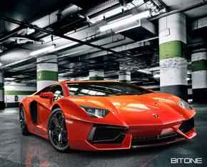 BITONE 2012年汽车CG作品集
