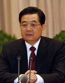 胡锦涛:腐败会亡党亡国