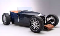 模仿沃尔沃第一辆车的汽车制造过程