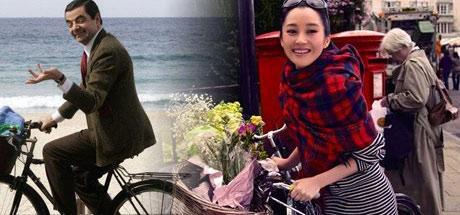 《玩转地球》伦敦骑单车 浪漫这一刻开始