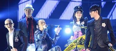 中国好声音三亚巡回演唱会完整版