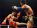 环球拳王争霸赛 史无前例的双胞胎大战