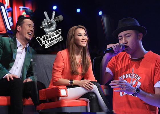 第十期:李玟助阵中国好声音导师考核最终战