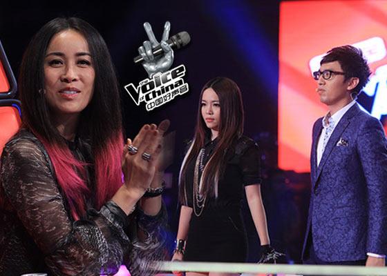 第九期:张赫宣直接晋级 女选手全部遭淘汰