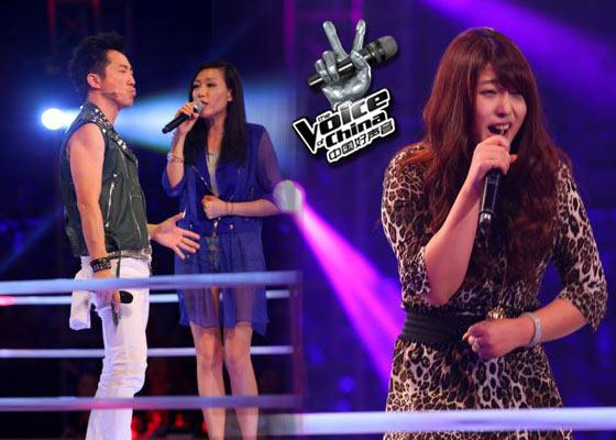 第八期:中国好声音男选手集体低迷 金池晋级