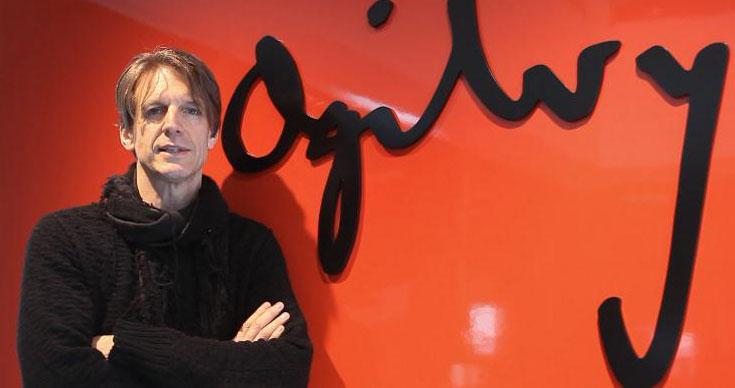 Graham Fink 奥美中国区首席创意长