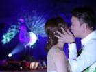 塘沽婚礼 极致浪漫的烟花之夜