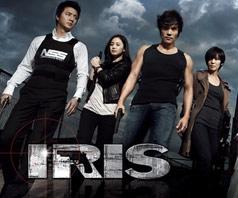 IRIS:特工的队伍里遍布天蝎